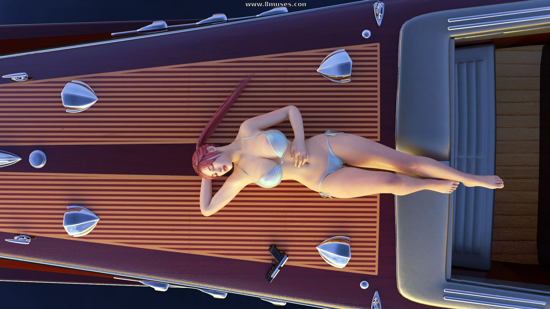Image 4 in Komik Sex 3G Istri Selingkuh Dengan Rekan Kerja