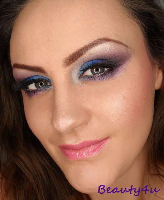 Cloudy sky - Makeup