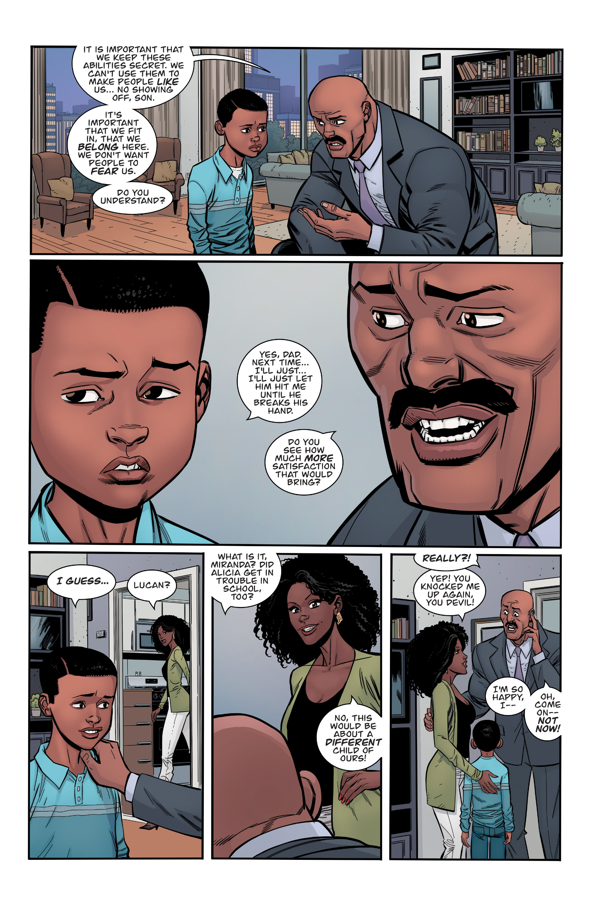 Read online Invincible comic -  Issue #137 - 4