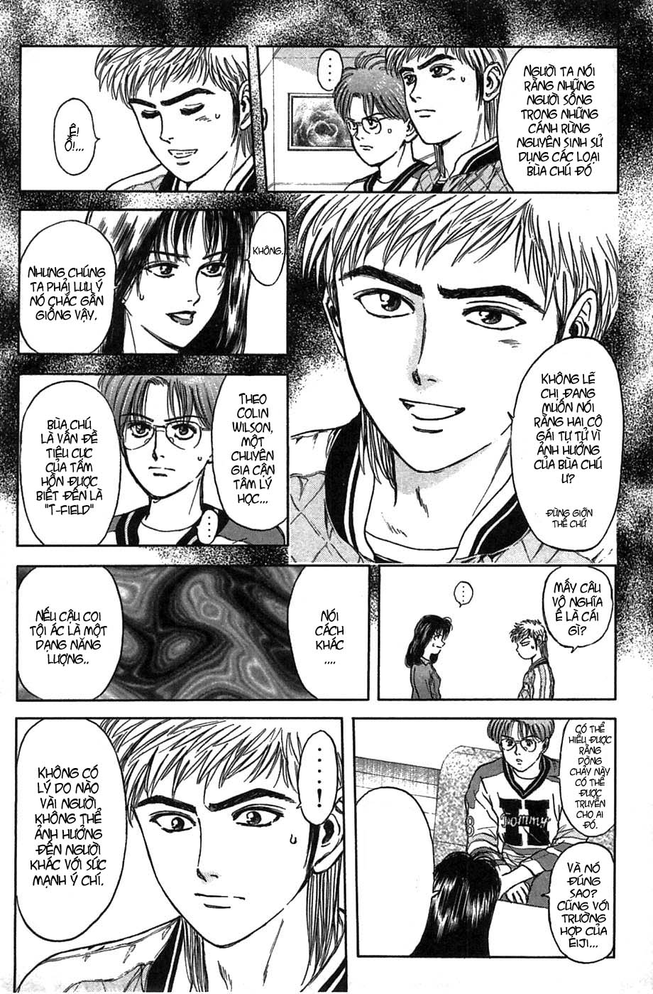 Psychometrer Eiji chapter 37 trang 16