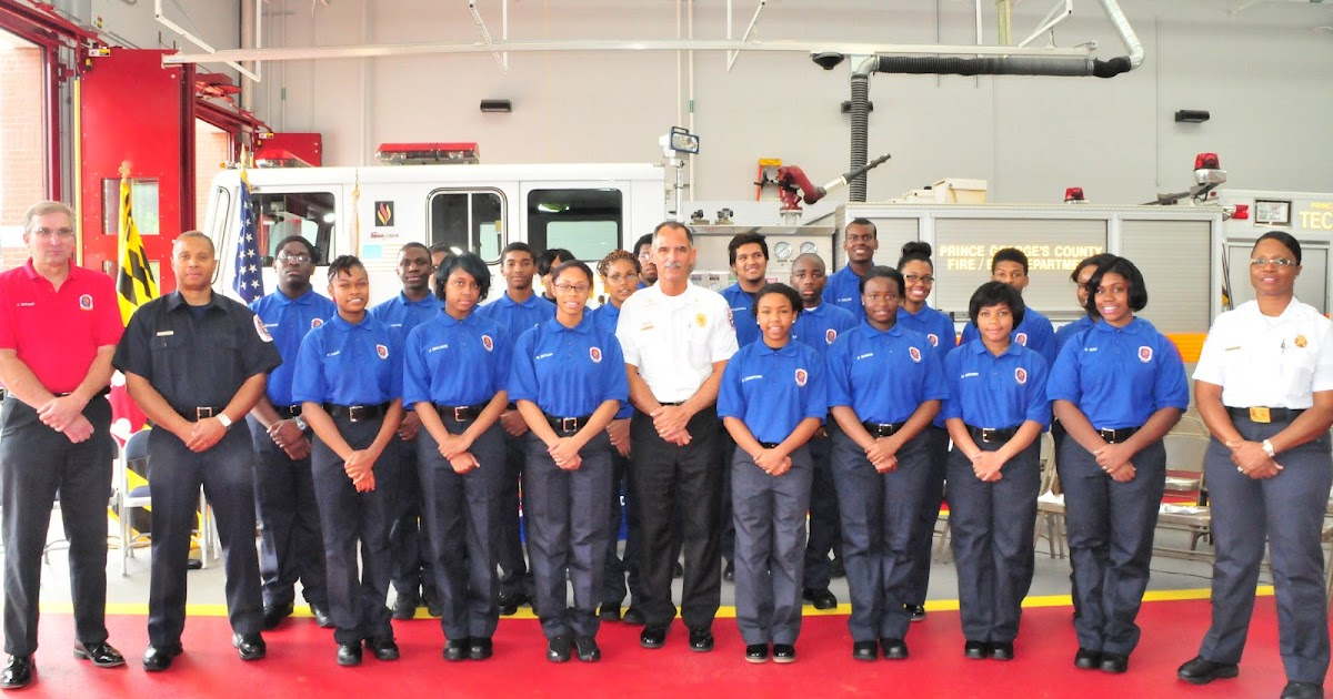 Prince George's County Fire/EMS Department: PGFD High ...