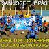 """Regional de futebol: """"Seis José Tulipas"""". San José Tulipas leva a conferência Oeste"""