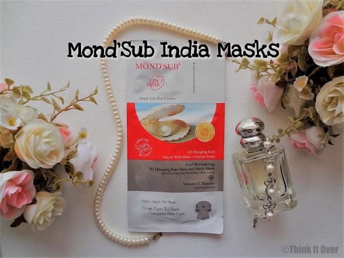 *NEW* Skincare Haul ft. Mond'Sub India | Price + Mini Review