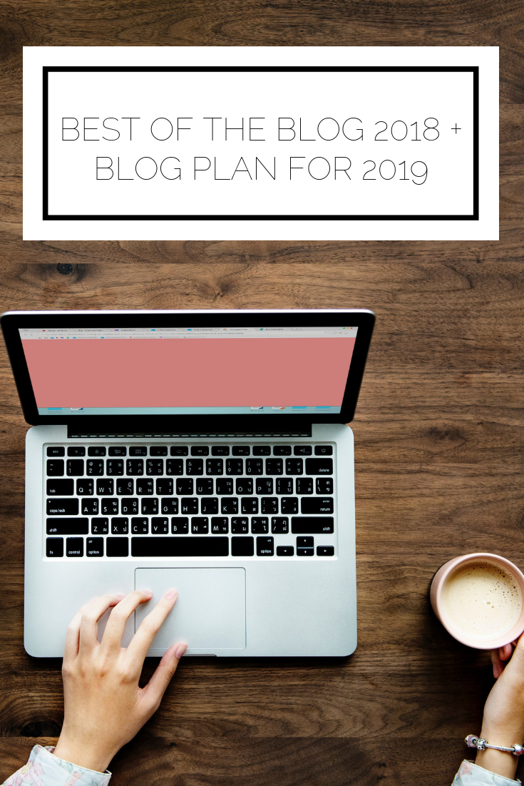 Click to read now or pin to save for later! Check out the best blog posts from 2018 and learn all about what I am planning on doing for 2019