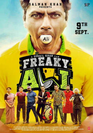 Freaky Ali 2016 Full Hindi Movie Download HDRip 720p