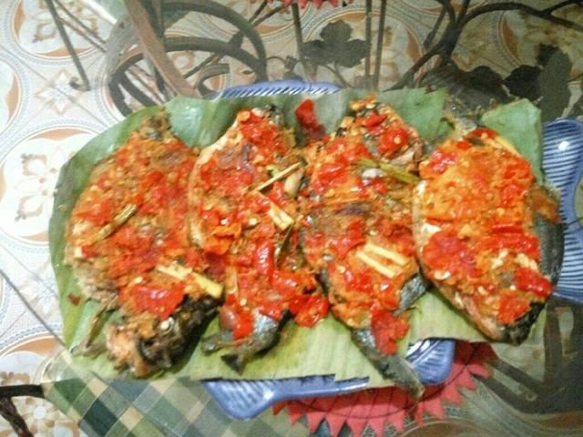 kuliner nusantara aneka masakan kambing Resepi Ikan Jenahak Masak Pedas Enak dan Mudah