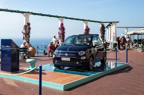 Fiat 500 Riva in Capri