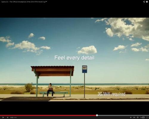 Sony Rilis Video Promo Xperia Z2 Bertema FIFA 2014