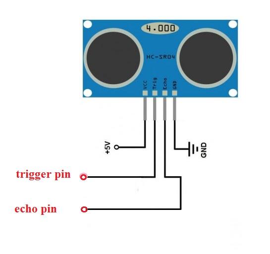 ROBO ZONE: HC-SR04 ultrasonic sensor interfacing with 8051