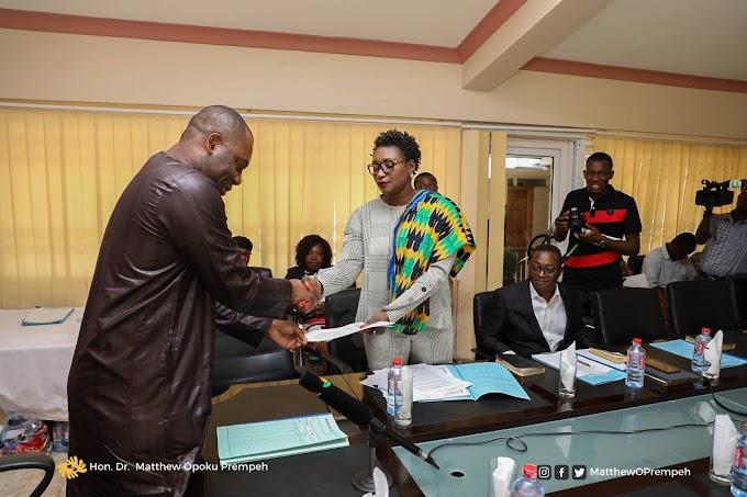 Photos: Juliet Asante Appointed NAFTI Board Member