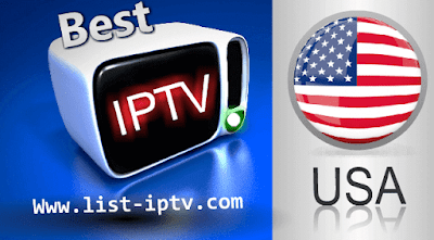 IPTV USA Server m3u American Channels Streams 07-07-2018 server iptv Usa sport list