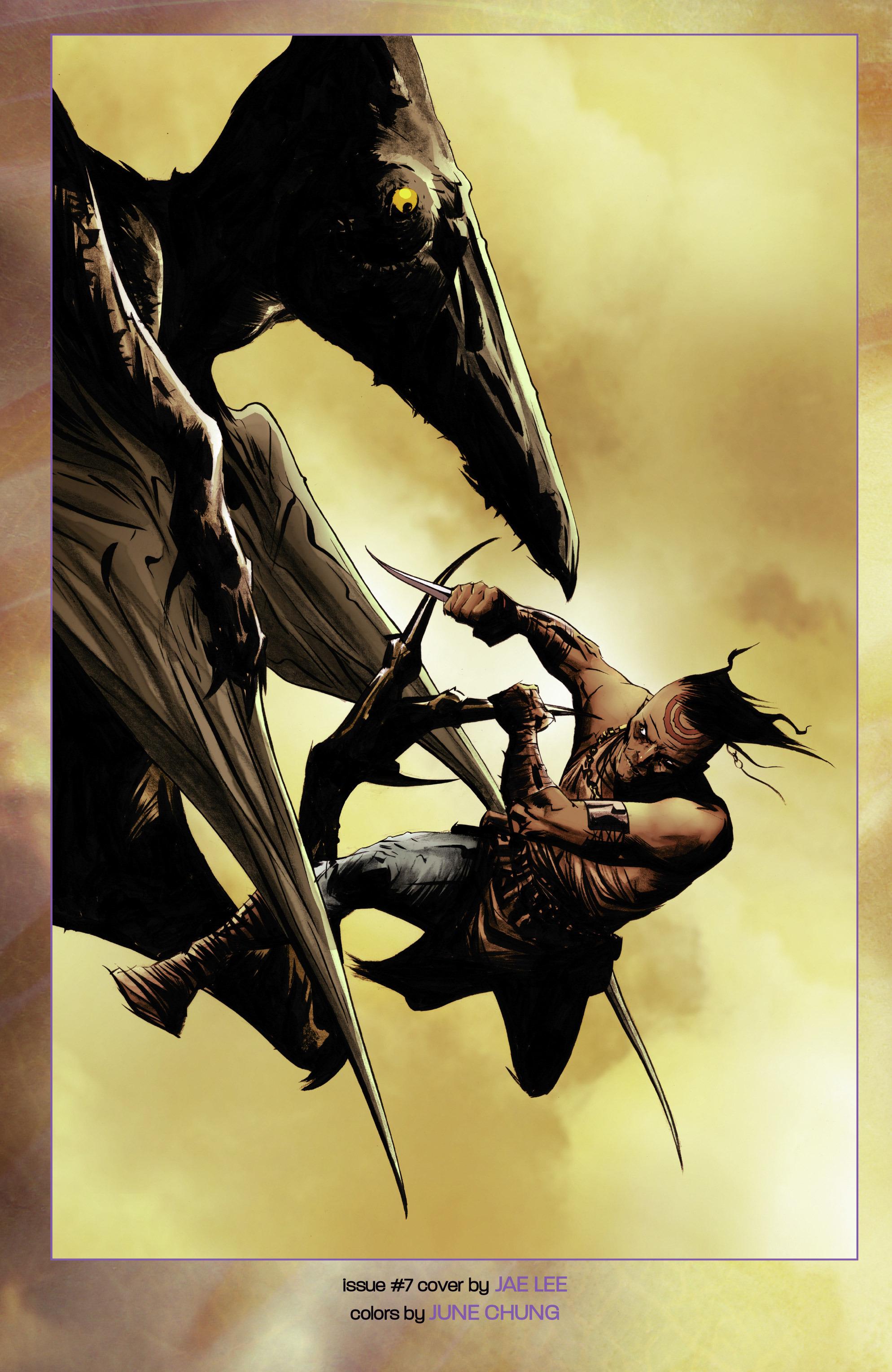 Read online Turok: Dinosaur Hunter (2014) comic -  Issue # _TPB 2 - 110
