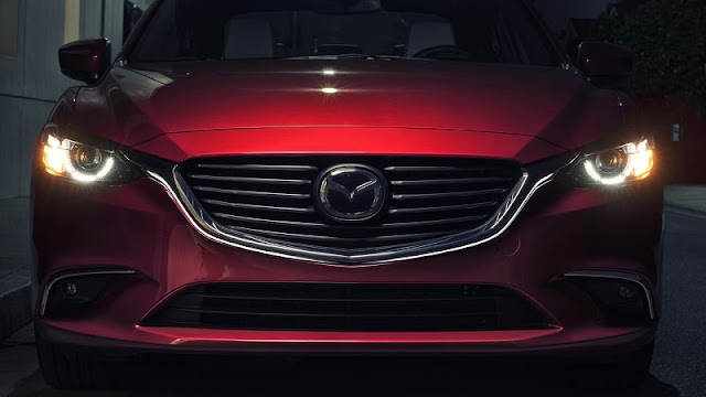 Mazda 6 Model 2017 new features great amendments