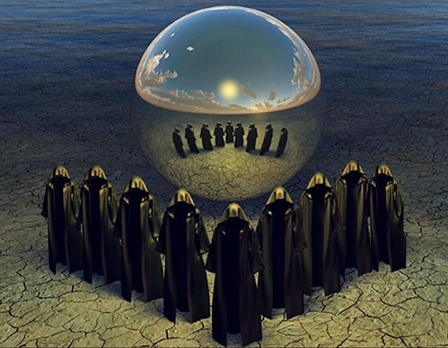 Os Nove Desconhecidos, sociedade secreta, esoterismo, magia