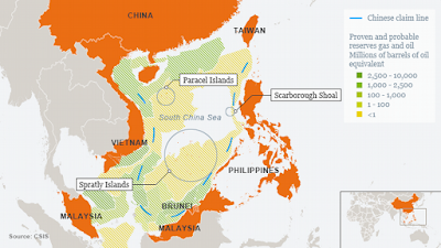 China Now Controls The Energy Resources Of The South China Sea