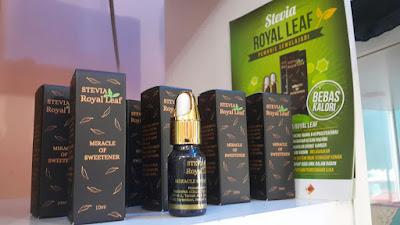 stevia royal leaf