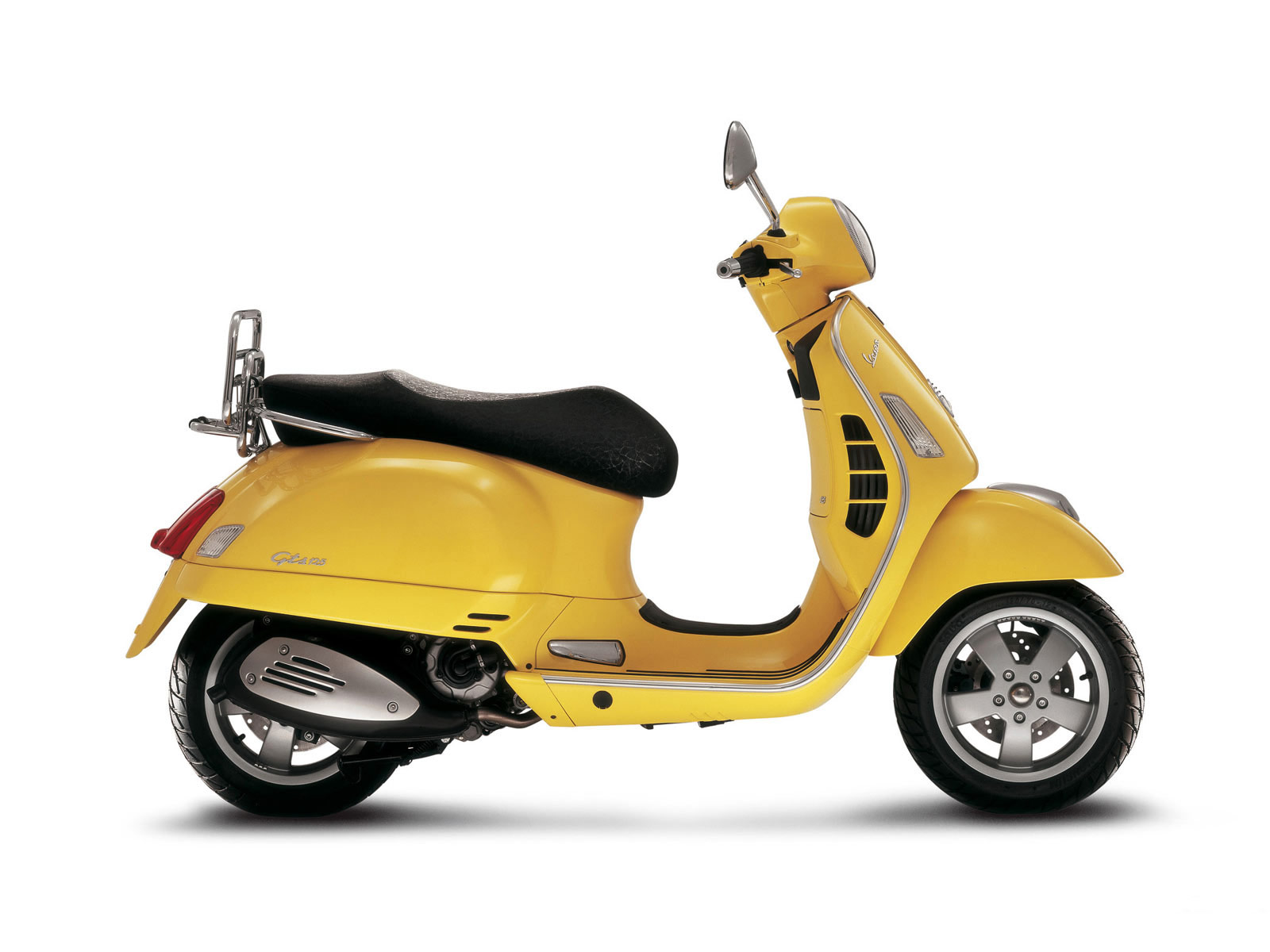 Accident lawyers information. 2008 VESPA GTS 125 Scooter ...