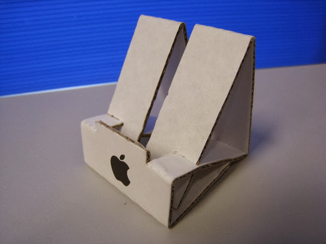 6 DIY Cell Phone Stand