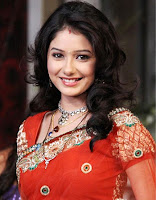 Biodata Leena Jumani pemeran Paridhi Prateek Sindhia ( Istri Prateek )
