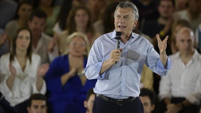 """""""Con Macri volvió la desidia y el crimen político a Argentina"""""""