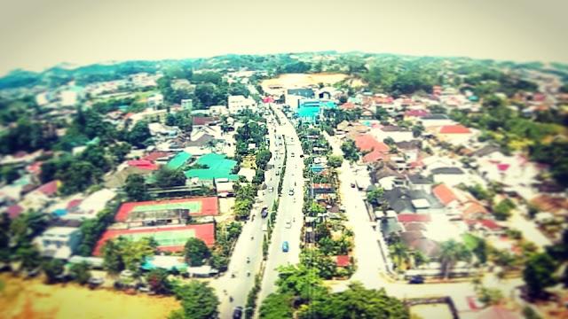 Indahnya 3 Foto Udara di Pusat Kota Samarinda