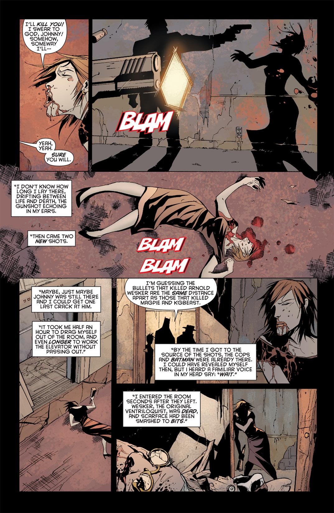 Detective Comics (1937) 844 Page 11