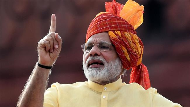 India will defend self against foreign threats: Indian Prime Minister Narendra Modi