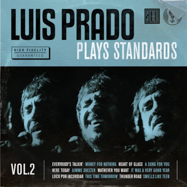 LUIS PRADO - Plays Standards Vol. 2 - 1