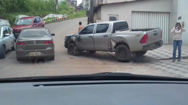 Delegado de Polícia Civil do Maranhão fica ferido em acidente na capital