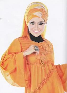 Tutorial Cara Hijab Untuk Kebaya Muslimah