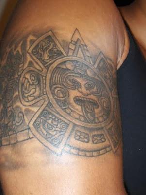 Diseños De Brazaletes Para Tatuar - Tatuajes y diseños de brazaletes ZonaTattoos