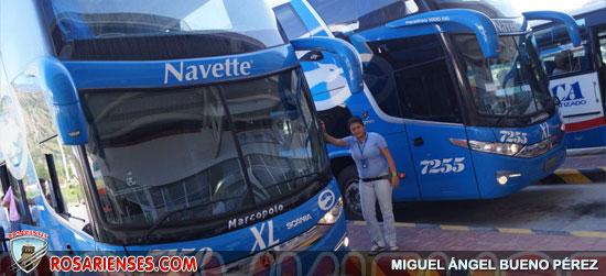 Buses de dos pisos son amigables con la naturaleza   Rosarienses, Villa del Rosario