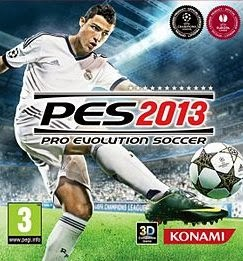 Pro Evolution Soccer 2013 iSO Downloaded