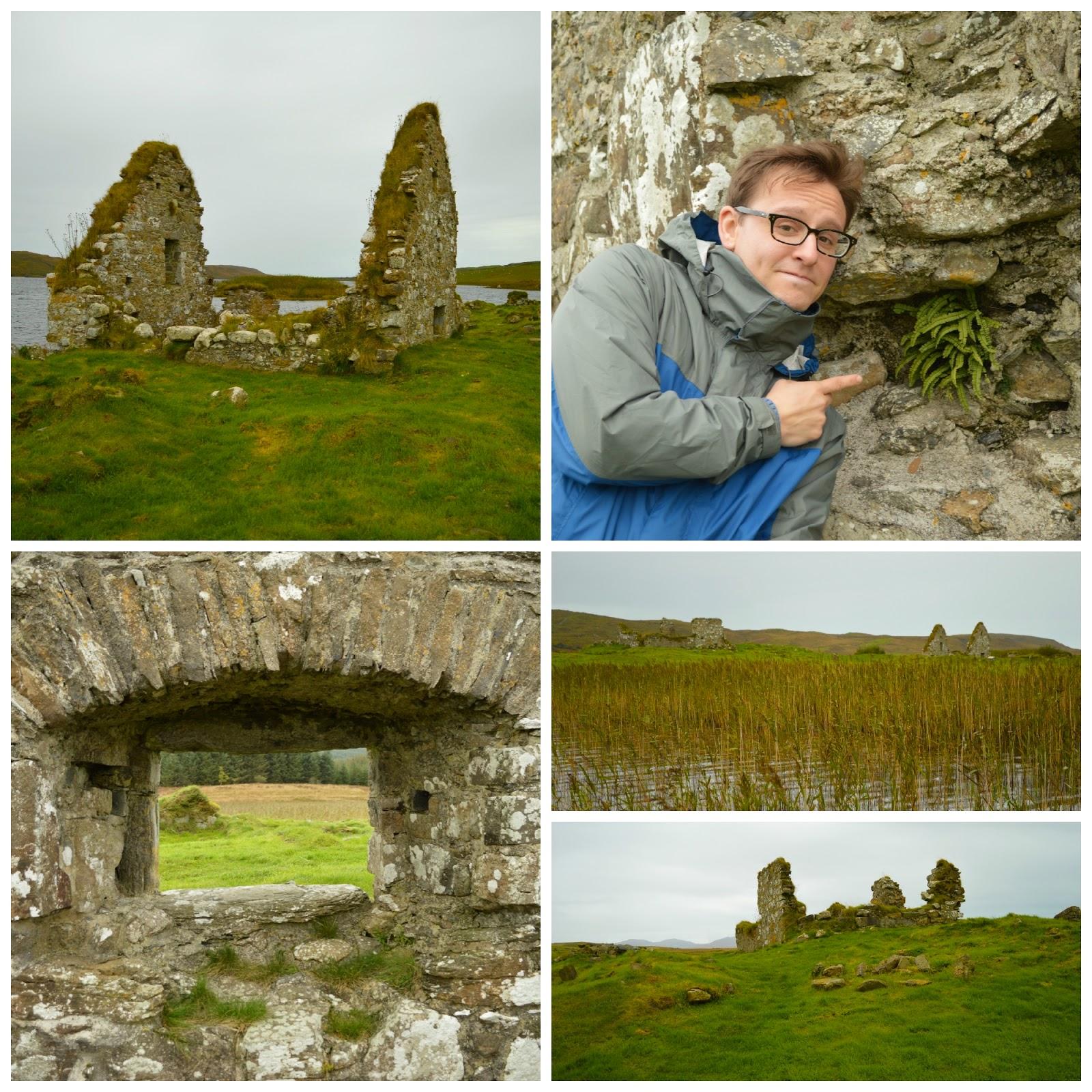Finlaggan, Isle of Islay, Scotland
