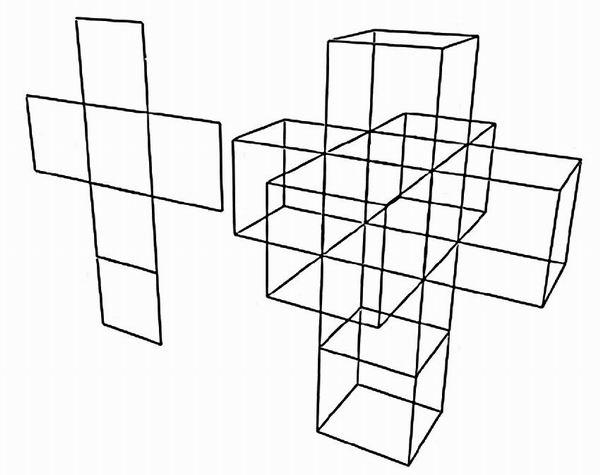 I ara! Matemàtiques?: Més enllà de la tercera dimensió: l