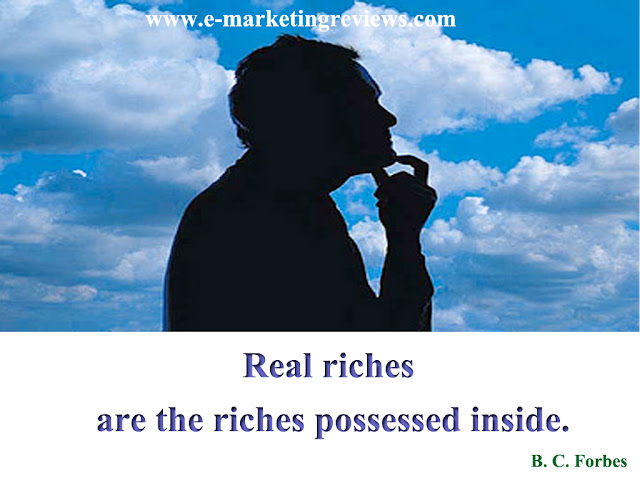 what are the real riches