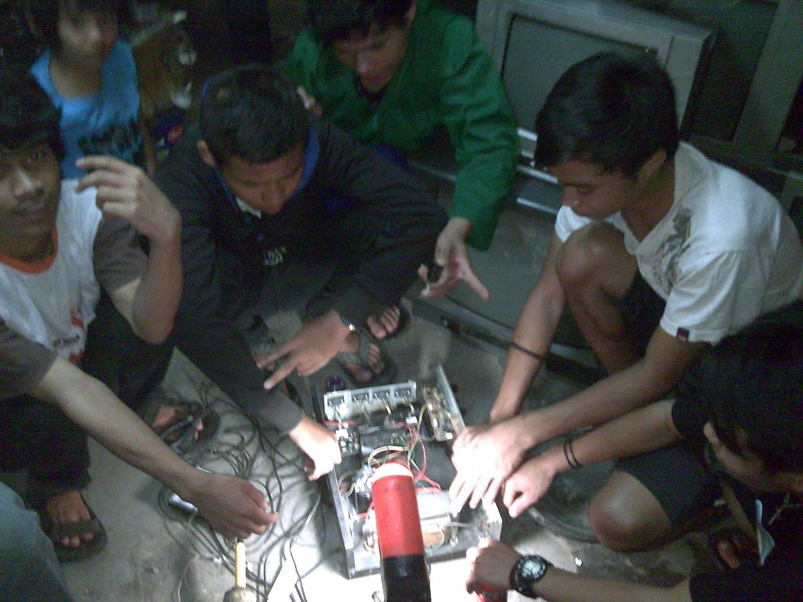 Tebar Peluang Peluang Usaha Servis Elektronik