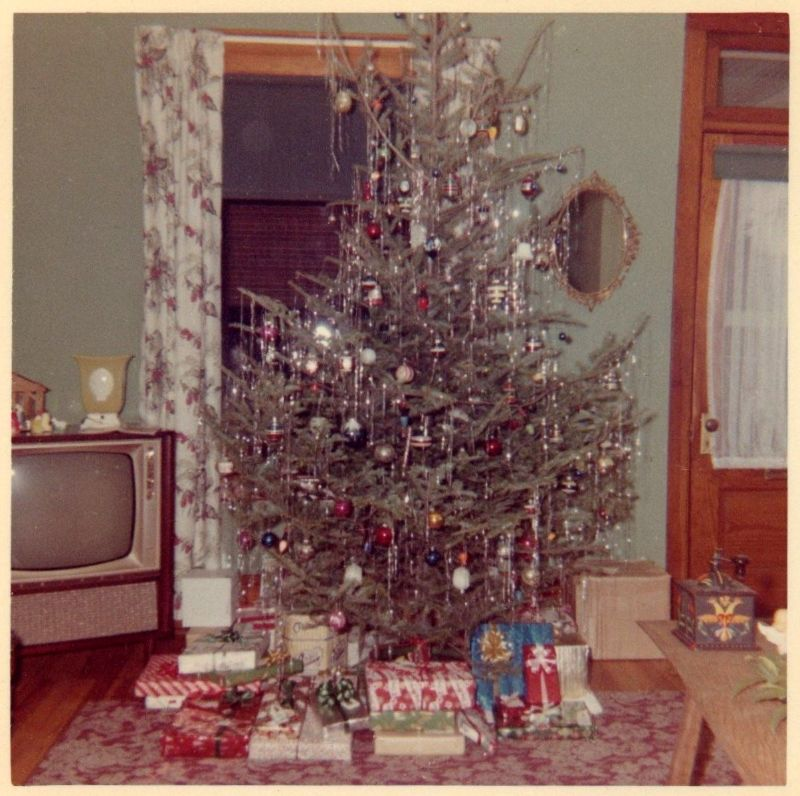 Christmas House Interior 1950s And 1960s 2842 29 Jpg