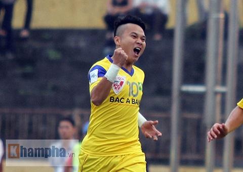 Phi Sơn được nể phục vì sự chiến đấu của anh ở đội bóng cũ
