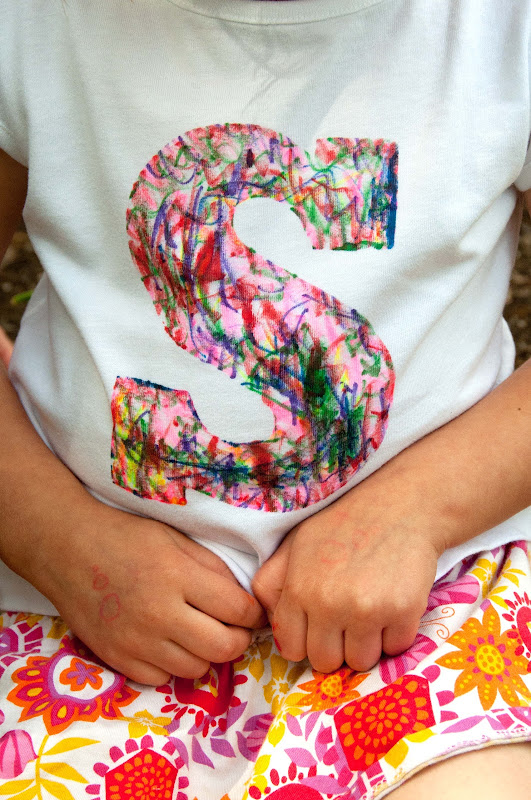 Aesthetic Nest Craft Scribble Initial T Shirt Tutorial