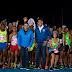 Carolina Cabrera y Anthony Diaz, primeros lugares en maratón de Santo Domingo