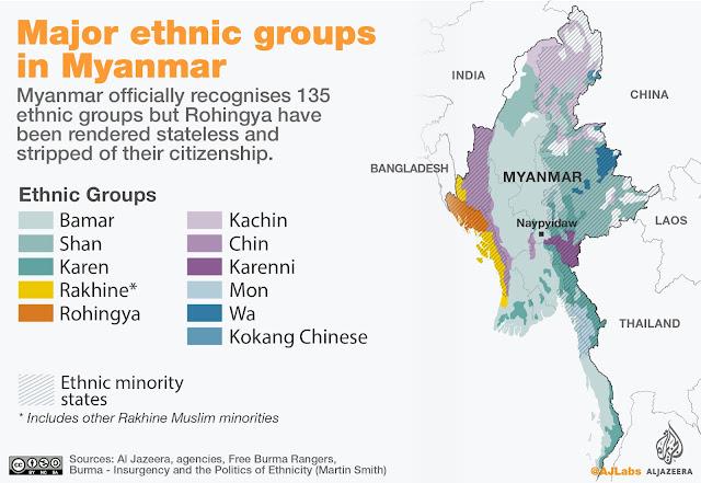 L'Onu a chiare lettere: in Myanmar pulizia etnica