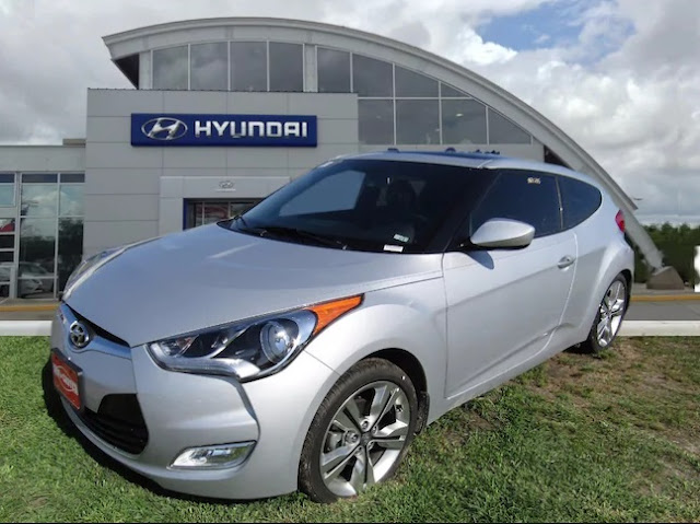 Houston Hyundai Veloster