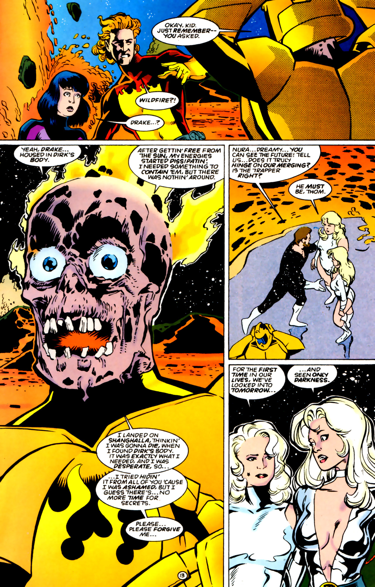 Legion of Super-Heroes (1989) 61 Page 12