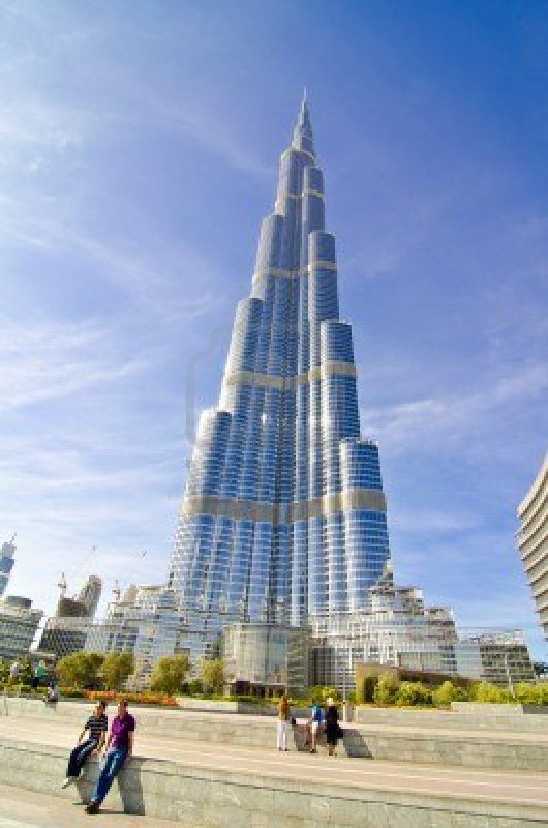 Visitors To World: Dubai Rotating Tower Pics & Video