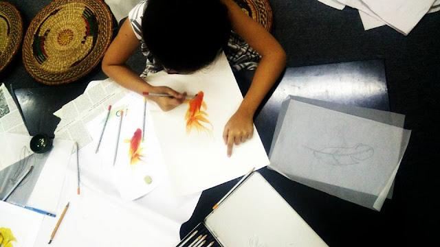 Học vẽ ở đâu tốt nhất Hồ Chí Minh?