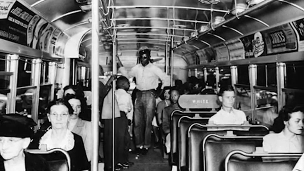 Image result for bus segregation