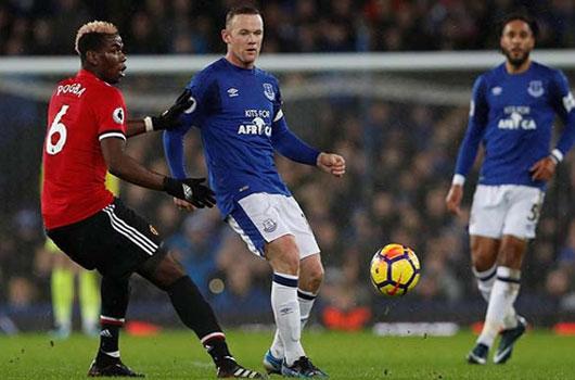 Video Everton - MU: Bùng nổ 2 siêu phẩm, dứt cơn khủng hoảng
