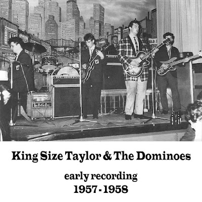 King Size Taylor & The Dominoes - EARLY RECORDING