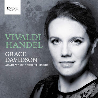 Vivaldi & Handel - Grace Davidson - Signum Classics